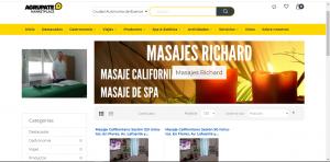 Masajes Richard Tienda Agrupate